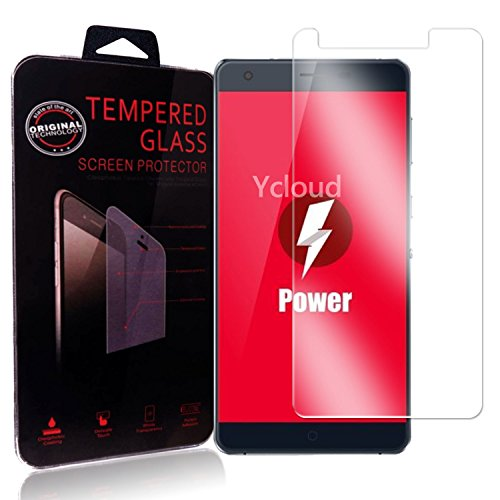 Ycloud Protector de Pantalla para Ulefone Power Cristal Vidrio Templado Premium [9H...
