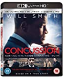 Concussion [4K Ultra HD] [Blu-ray] [2016]