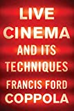 #7: Live Cinema and Its Techniques