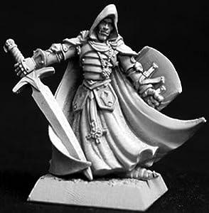 Desconocido Reaper Miniatures 14037 - Metal Miniatura Importado de Alemania