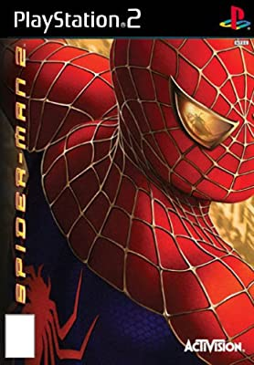 Spider-Man 2: The Movie (PS2) from Activision