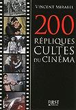 Petit livre de - 200 répliques cultes du cinéma