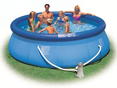 Intex 56932gs - Easy-set-pool Circa 366 X 91 Cm Mit Pumpe bei aufblasbar.de