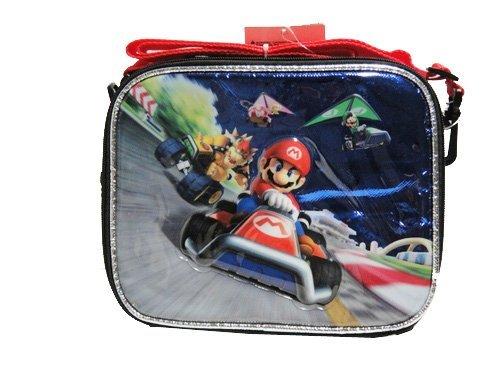 Nintendo Super Mario Kart 7Dream Team Sac repas isotherme