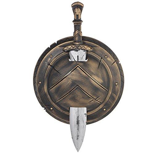 Spataner Schild und Schwert