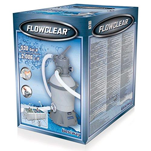 Sandfilterpumpe – Bestway – Flowclear XGSX16EX02 - 3