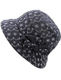 Sombreros Mujer Pescador Sombrero de Verano Visera de Dama Antiguo Sombrero  Al f57c461e702