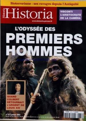 historia-no-673-du-01-01-2003-bioterrorisme-ses-ravages-depuis-lantiquite-visconti-laristocrate-de-l