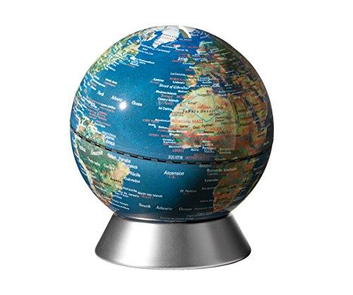 emform Mini-Globus, Orion Phisical No2, Metall & Kunststoff, 130 x 150 mm
