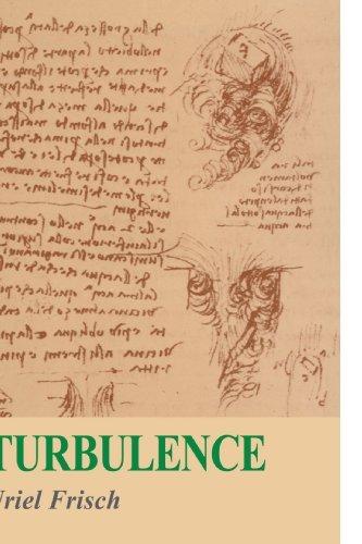 Portada del libro Turbulence: The Legacy of A. N. Kolmogorov by Uriel Frisch (1996-01-26)