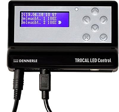 Dennerle Variateur pour Trocal LED pour Aquariophilie