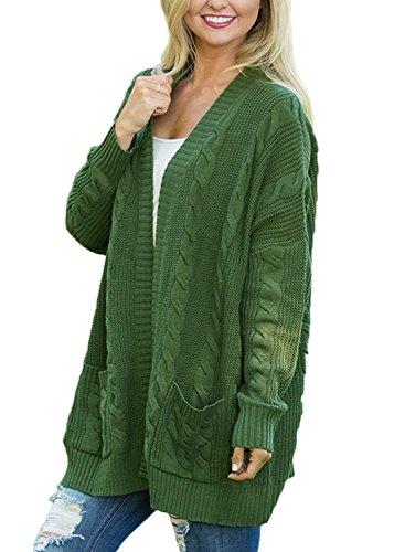 Dearlove - Gilet - Femme green
