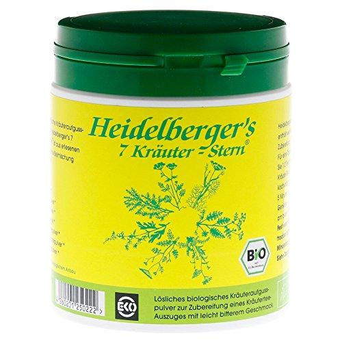 Heidelberger's 7-Kräuter-Stern Bio 250g -