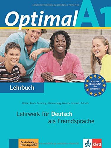 Optimal A1: Lehrwerk für Deutsch als Fremdsprache. Lehrbuch