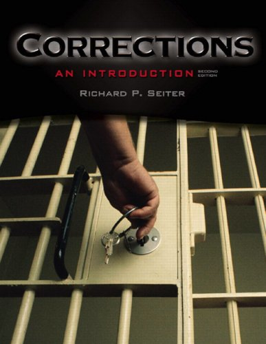 Corrections + Careers in Criminal Justice: An Introduction