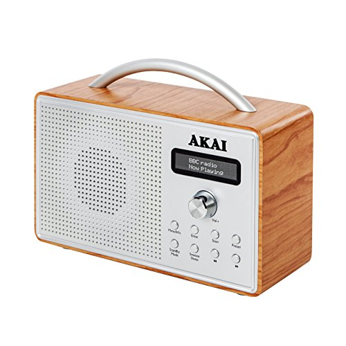 akai-a61018-dab-radio-beech-with-led-screen-and-alarm-clock-with-sleep-timer-oak