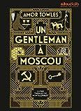 Un gentleman à Moscou: Livre audio 2 CD MP3...