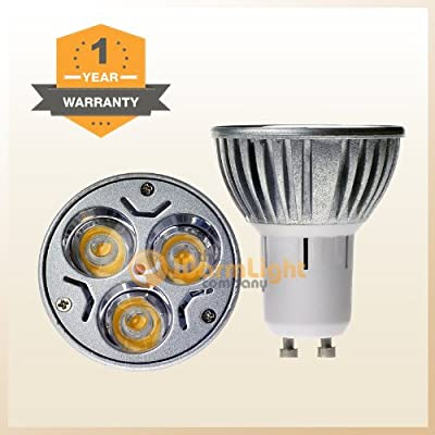 8 X XE-CREE GU10 3 * 2 6W LED Strahler Glühlampe Warmweiß