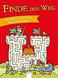 Finde den Weg!: Spannende Labyrinthe für Kinder ab 5 -
