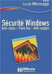 Sécurité Windows : Antivirus et pare-feu