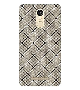 PrintDhaba Pattern D-5316 Back Case Cover for XIAOMI REDMI NOTE 3 (MEDIA TEK) (Multi-Coloured)