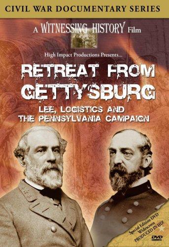 Retreat From Gettysburg [HD DVD] (Retreat-dvd)