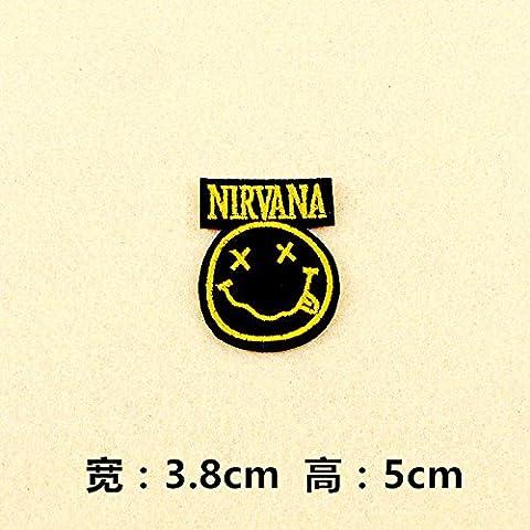 Nuovo Orso della stella del cuore Sushi fumetto Cloth Badge Cura Decorare Tessuto Patch Jeans Giacche Bag Scarpe copre la decorazione di Applique L