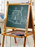 DUYANGANG Kinder Halterung Staffelei Tafel Doppelseitige Magnetic Painting Board