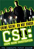Csi: Complete First Season [DVD] [2001] [Region 1] [US Import] [NTSC]