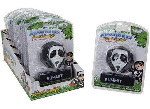 Skippys Camping & Outdoor Picnic - Kids Halloween-Maske Scheinwerfer