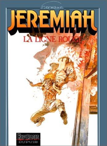 Jeremiah, tome 16 : La Ligne rouge