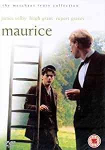Maurice: The Merchant Ivory Collection  [DVD] [1987]