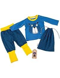 Sigikid Baby-Jungen Zweiteiliger Schlafanzug Pyjama