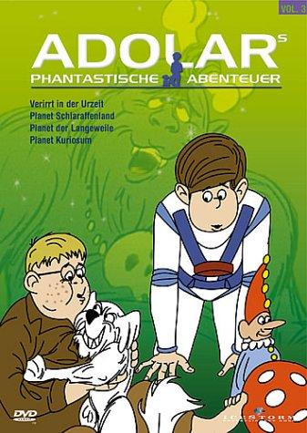 Adolars phantastische Abenteuer Vol. 3