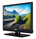 Telefunken XF22D101D 56 cm (22 Zoll) Fernseher (Full HD, Triple Tuner, DVD-Player) Vergleich