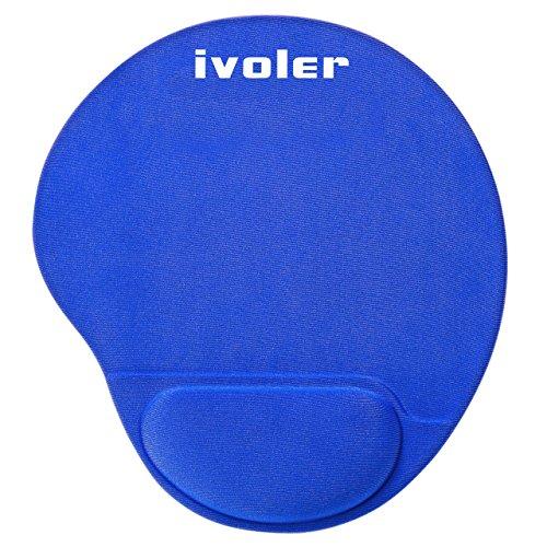 Ivoler Tapis De Souris Avec Gel Repose 240 210 22mm Mouse Pad