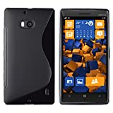 mumbi S-TPU Schutzhülle Nokia Lumia 930 Hülle