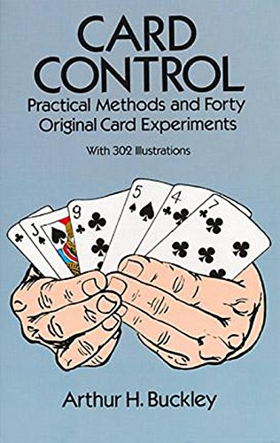 Card Control (Dover Magic Books)
