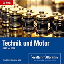 Technik und Motor 1993 bis 2006, 1 CD-ROM Für Windows ab Version 98