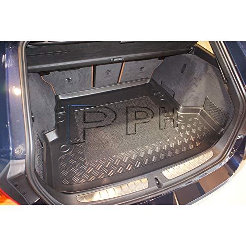 X & Z PPH - Kofferraumwanne für 3-er F31 Touring ab Bj. 12.2012- Antirutsch