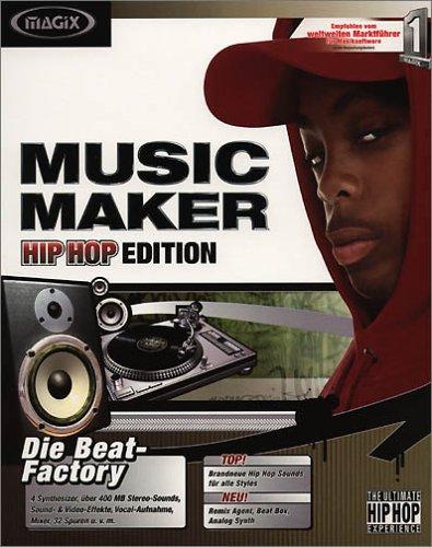 MAGIX music maker hiphop edition