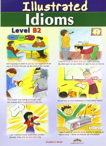 Ilustrated Idioms - Student's Book