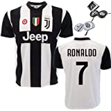 Replik Trikot Juventus Personalized Ronaldo 7 PS 27365 + CD-Halter