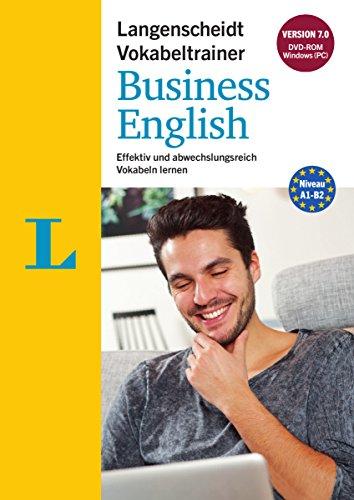 Langenscheidt Vokabeltrainer 7.0 Business English - DVD-ROM: Effektiv und abwechslungsreich Vokabeln...