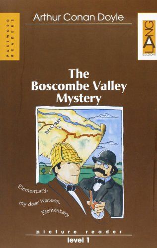 Boscombe valley mistery. Con audiocassetta