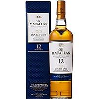 Macallan - Whisky Escocés Double Cask, 12 años, 0.7 L