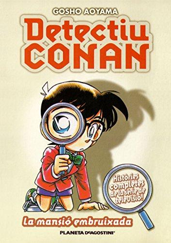 Detectiu Conan nº 02/08 La mansió embruixada (Manga Shonen) por Gosho Aoyama