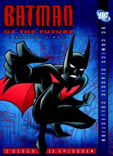Batman of the Future - Staffel 1 [2 DVDs] (Futuro Walker)