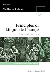 Principles of Linguistic Change: Internal Factors
