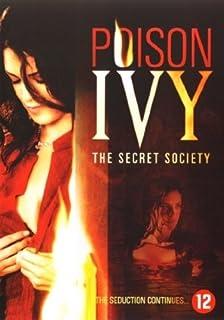 POISON IVY 4 - THE SECRET SOCIETY - englisch (keine deutsche Sprache)